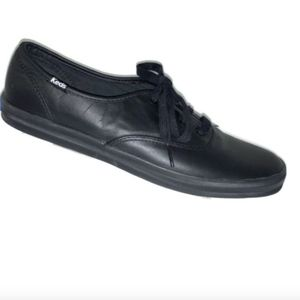 64e2dd3c58b Keds Shoes - Keds Women s Champion Oxford Leather Sneaker Black